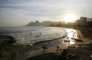 Surf in Rio - Arpoador