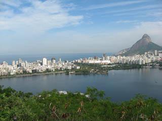 Hikes in Rio - Catacumbas
