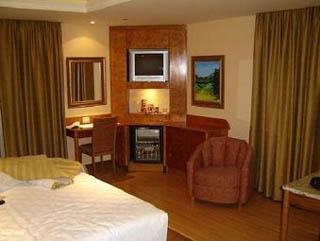 Hotel room in Rio