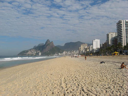 Ipanema Beach Photos