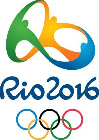 Olympics 2016 logo