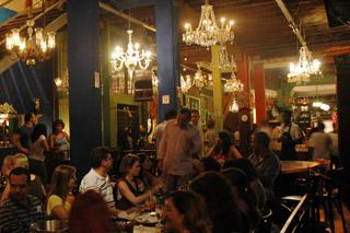 Nightlife Suggestions - Rio Scenarium Interior