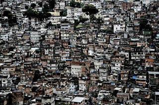 Favela tours: Rocinha