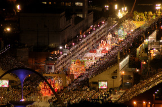 Overview of Sambódromo © Douglas Engle info@australfoto.com