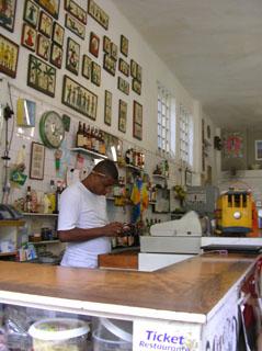 Bar do Mineiro in Santa Teresa