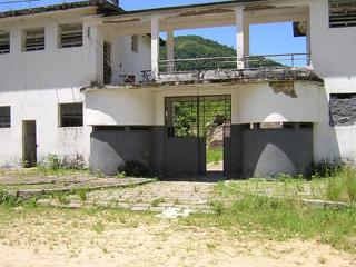 Ilha Grande - Prison