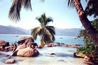 Ilha Grande - Praia Aventureiro