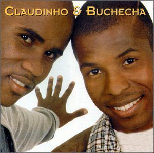 Album cover of Claudinho e Bochecha from 1996. From a time when Bailefunk was different.