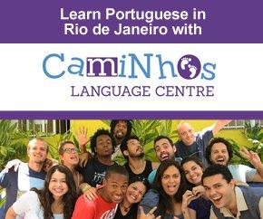 Learn Portuguese in Rio de Janeiro, Brazil