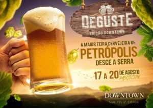 Deguste - Beer Event @ Shopping Downtown