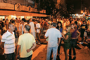 street parties in rio