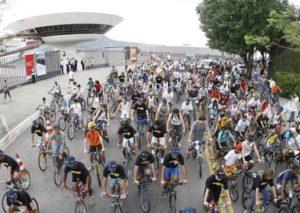 Bike Tour - World Car-Free Day @ Niterói