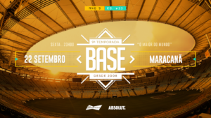Base - Electronic and Black Music Party @ Maracanã