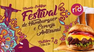 Burger and Craft Beer Festival @ Mansão Botafogo
