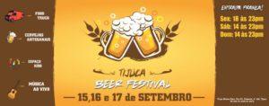 Tijuca Beer Festival @ Praça Afonso Pena