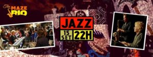 Jazztopia - Live Jazz @ The Maze Rio