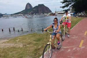biking in rio de janeiro