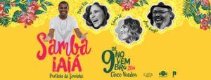 samba event in brazil