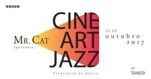 Cine Art Jazz @ Planetário da Gávea