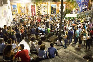 free entrance street parties on a budget in rio