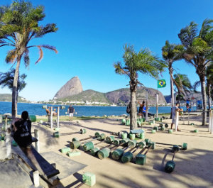 be like a local in rio and work out