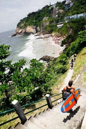 best beach in rio