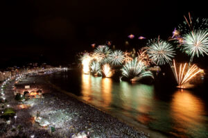 New Year's Eve events in Rio