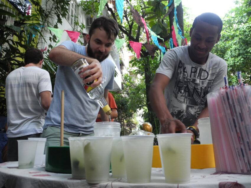 events in rio caminhos language centre