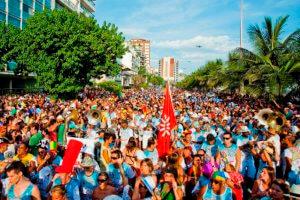 Bloco de Carnaval - Blanda de Ipanema @ Praça General Osório | Rio de Janeiro | Brazil