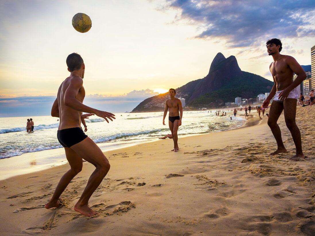 Summer in Rio de Janeiro
