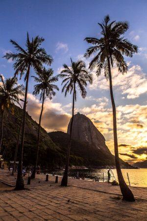 Beaches in Rio visit Praia Vermelha