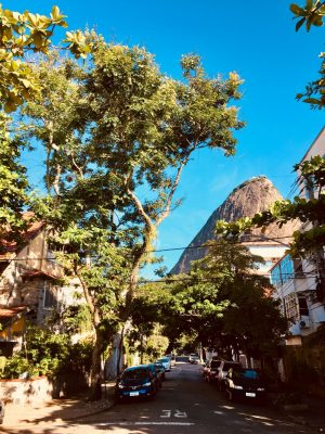 Urca in Rio feels like a small town