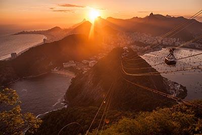 Top 5 highlights Rio de Janeiro