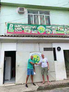 Edwin from Estrela da Favela