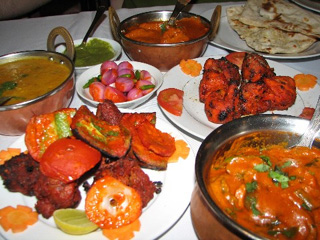 International food - Indian