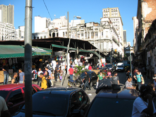 Shopping in Centro - Uruguaiana Market