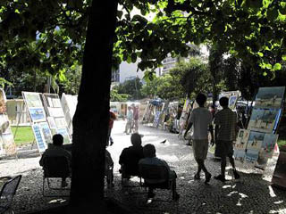 Art in Rio - The Hippie Fair