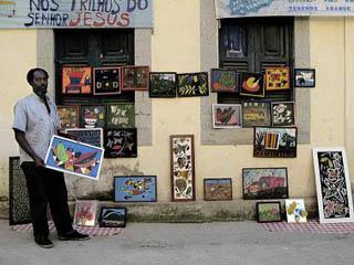 Art in Rio - Santa Teresa