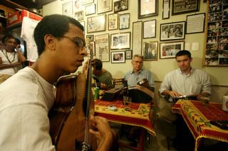 Live music in Rio - Bip Bip