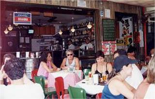 Academia de Cachaça, one of many bars in Rio de Janeiro.