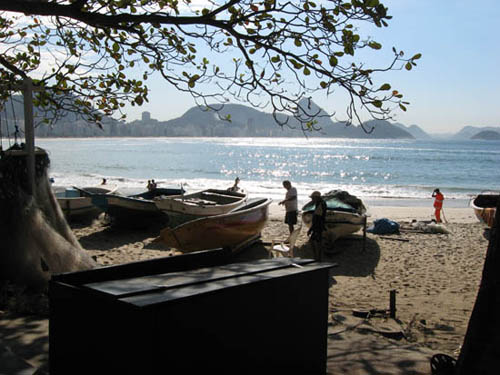 Fishermen Copacabana