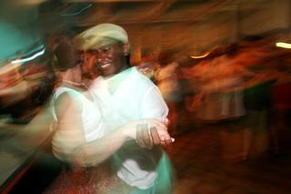 Dancing in Rio - Samba