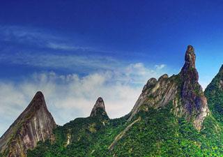 Climbing in Rio - Dedo de Deus