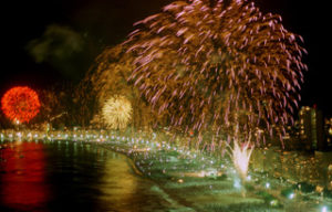 Best events for New Year's in Rio at the Copacabana