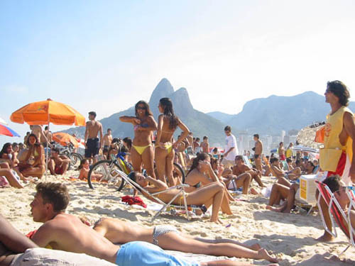 Posto 9 Ipanema Beach
