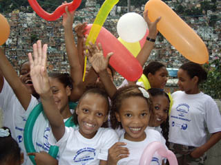 Volunteer work in Rio - Developing Minds