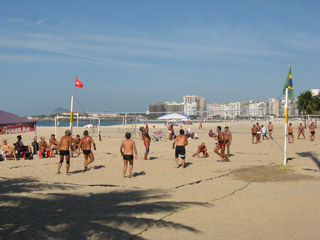 Volley in Rio