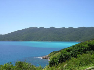 View from Pontal da Atalaya in Arraial do Cabo