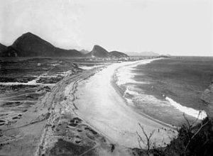 Leblon the year 1900