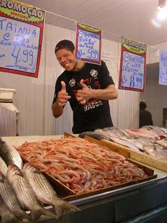The fish market in Niterói